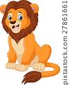 사자, 만화, 고양이 27861661