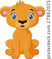 사자, 벡터, 만화 27862025