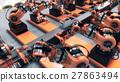 factory conveyor machine 27863494