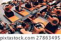 factory conveyor machine 27863495