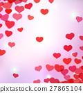 valentine, background, red 27865104