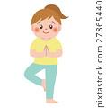 yoga, female, females 27865440