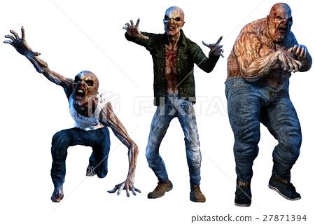 Zombies 27871394