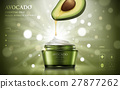 Avocado cream ads 27877262