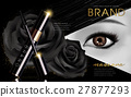 mascara design ad 27877293
