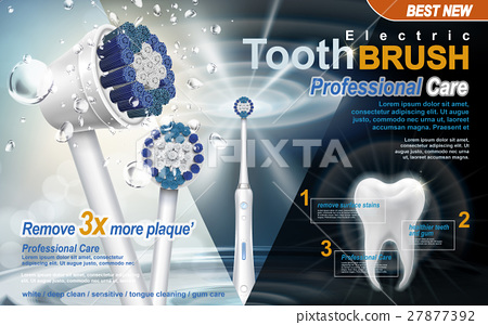 electric toothbrush ad 27877392