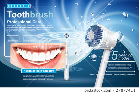 electric toothbrush ad 27877411
