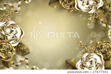 golden rose elements 27877501