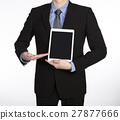 man showing tablet 27877666