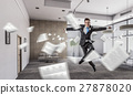 businessman, office, man 27878020