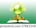 Ecology idea concept. 27881548