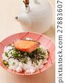 茶泡饭 日本食品 日本料理 27883607