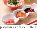 茶泡饭 日本食品 日本料理 27883610