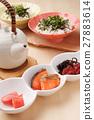 茶泡饭 日本食品 日本料理 27883614