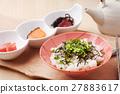 茶泡饭 日本食品 日本料理 27883617