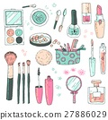 唇膏 化妆品 矢量 27886029