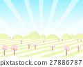 桜 風景 27886787