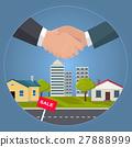 real estate vector 27888999
