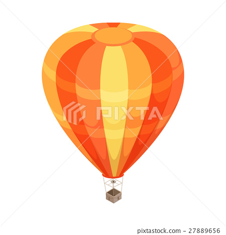 Balloon Vector Icon in Isometric Projection 27889656