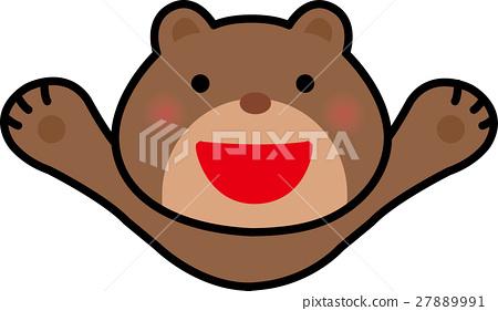 곰 만세 캐릭터를위한 27889991