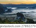 หมอก,ป่า,ภูมิทัศน์ 27892270