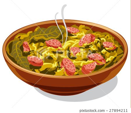 traditional dish bigos 27894211