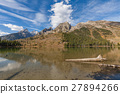 String Lake Fall Teton Reflection 27894266