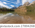 String Lake Fall Teton Reflection 27894268
