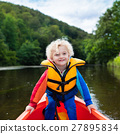 Little boy in kayak 27895834