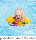 水池 游泳 男孩 27895845