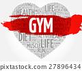 cloud fitness gym 27896434