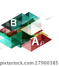 triangle abstract vector 27900385