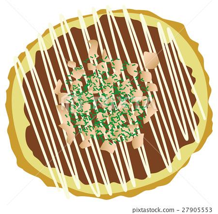 vector, vectors, okonomiyaki 27905553