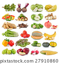 set of fruit and vegetable 27910860
