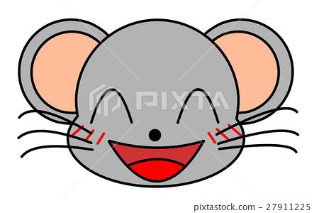 鼠标 老鼠 石板 27911225