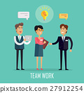 business, work, vector 27912254