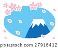 春天 春 樱花 27916412