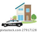 경찰차 27917128