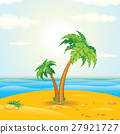 Tropical Palm 27921727