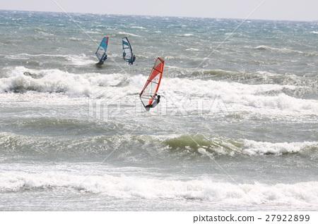 帆板运动 恩舒娜达 波浪 27922899