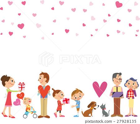 家庭 家族 家人 27928135