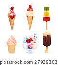 ice, cream, realistic 27929303