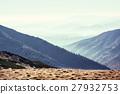 Low Tatras mountains, Slovakia, photo filter 27932753
