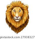 Lion head mascot 27938327