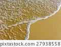 ทราย,น้ำ,มหาสมุทร 27938558