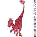恐龙 矢量 矢量图 27939009