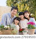 園藝 家庭 家族 27939503