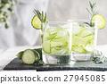 detox cucumber water 27945085