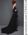 dress, avant-garde, girl 27945218