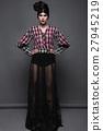 dress, avant-garde, girl 27945219